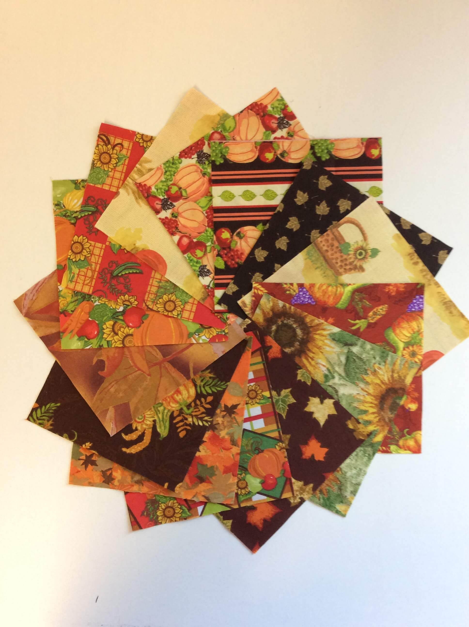 10 Quot Inch Fall Amp Harvest Layer Cake 26 Pre Cut Quilt