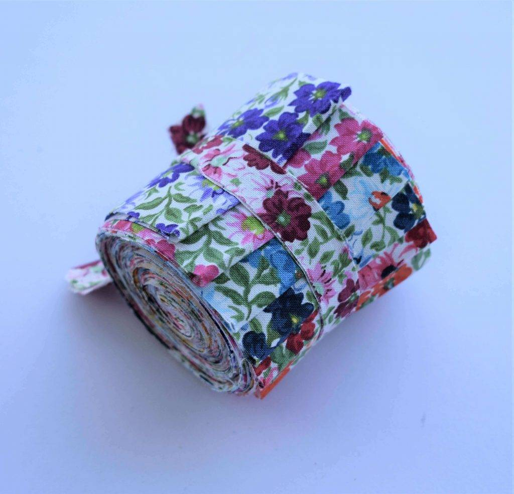 2 5 Inch Prairie Flowers Jelly Roll Fabric Quilting