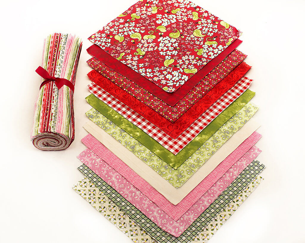10 Inch Picnic Vibes Layer Cakes Squares 24 Pre Cut